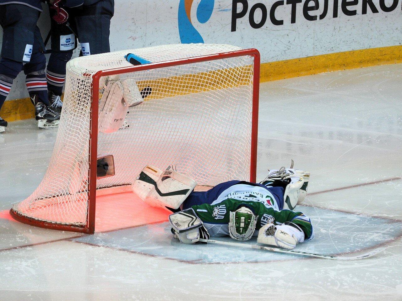 Восток финал плей-офф Металлург - Салават Юлаев 31.03.2016