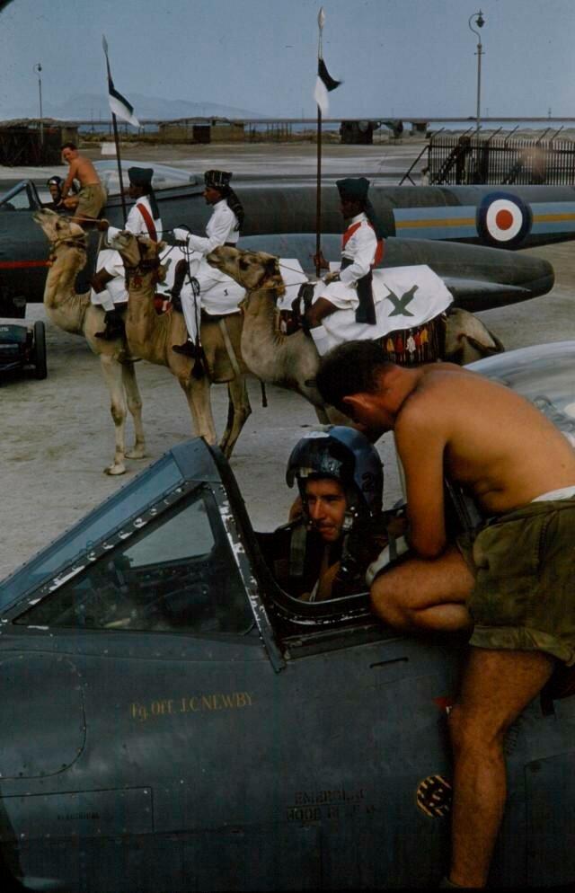 1955-56 Yemen Aden Protectorate - Mukalla by Brian Brake3.jpg