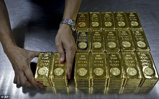 «Царское золото» России в США