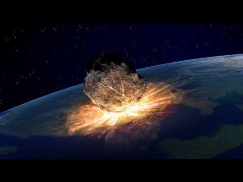 С днем уфолога и НЛО. Столкновение с метеоритом открытки фото рисунки картинки поздравления