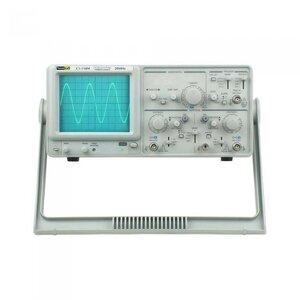 Цифровой осциллограф С1-118М. Внешний вид