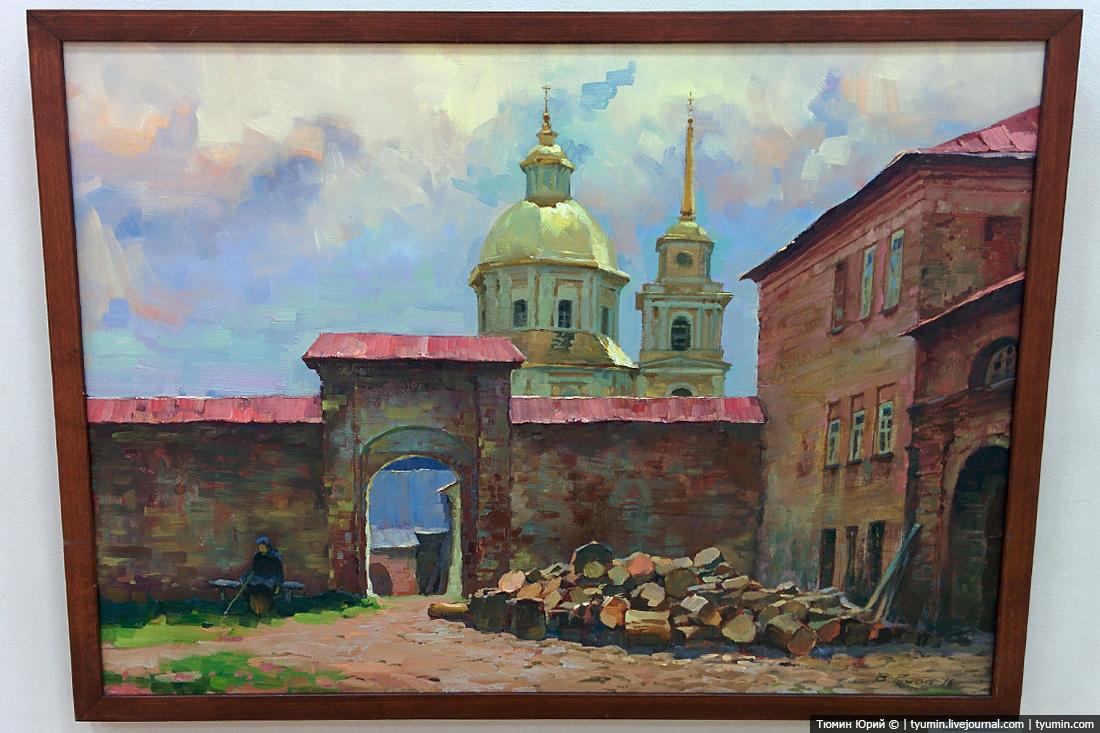 Выставки во Владимире