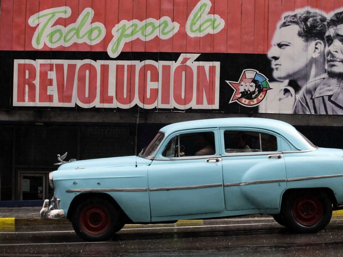 2. Совершите автопутешествие по Гаване , Куба.