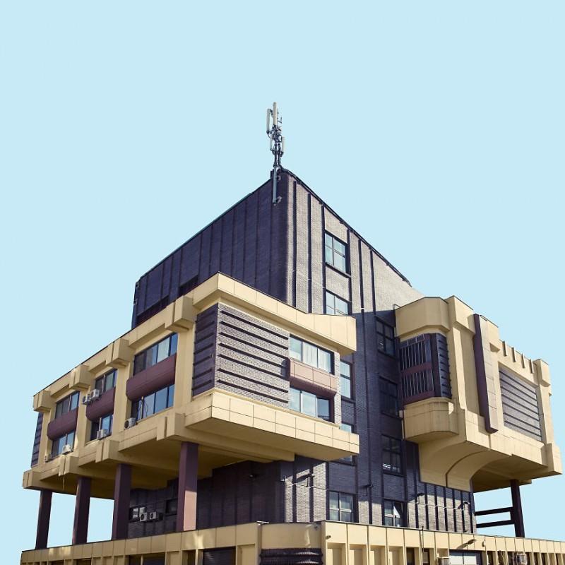 Архитектура «Звездных войн» в Белграде