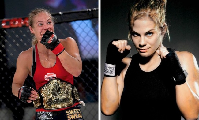 © julesk_fighter  © Julie-Kedzie  Джули Кедзи является действительно сильным бойцом. На