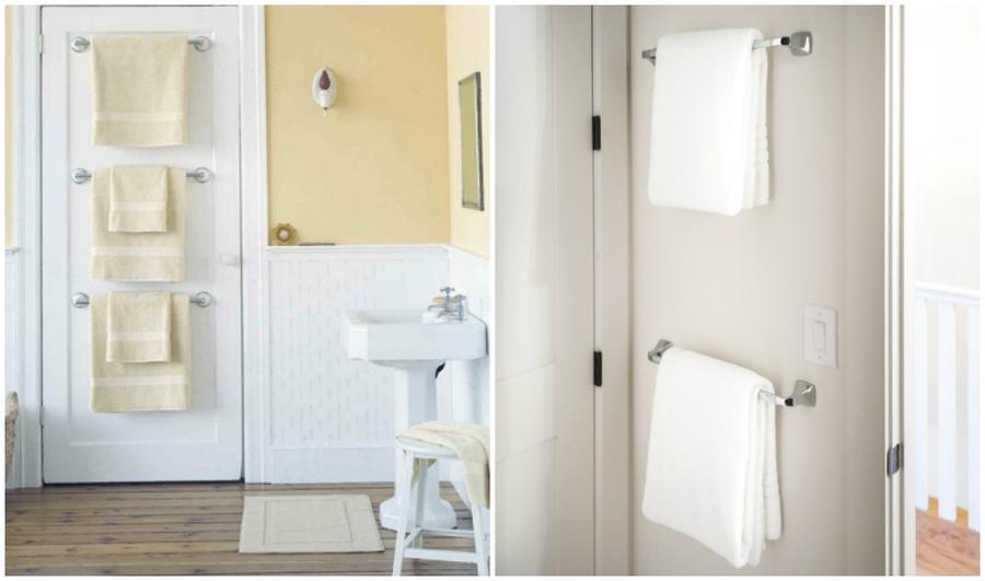 Простые советы для порядка в ванной комнате (15 фото)