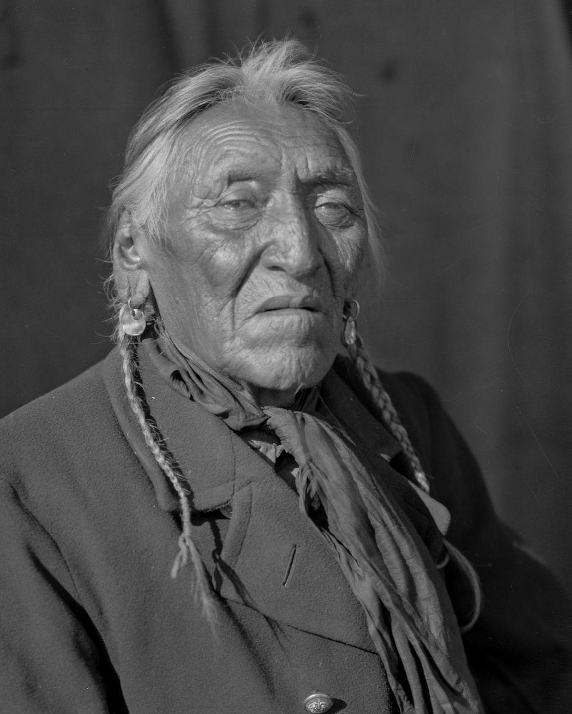 Портреты первых поселенцев Западной Канады (1910 год). Фотограф Гарри Поллард