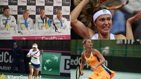 Сборная Украины пробилась вэлиту мирового тенниса