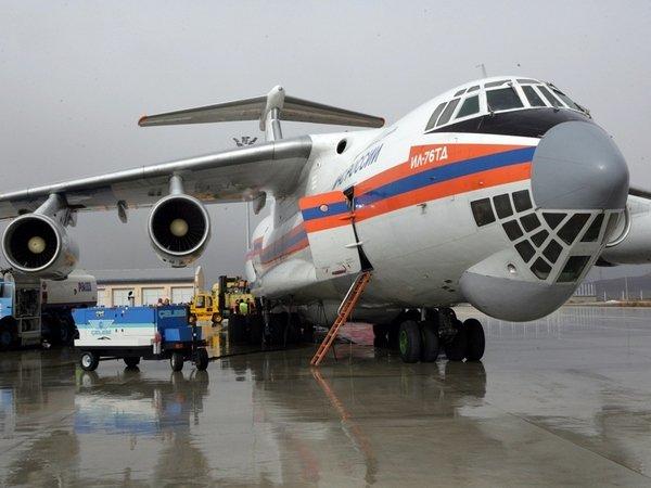 Cотрудники экстренных служб отыскали упавший вИркутской области Ил-76