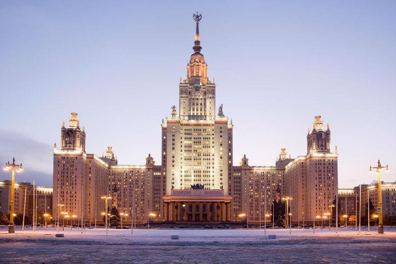 СПбГУ включили втоп-500 наилучших университетов мира