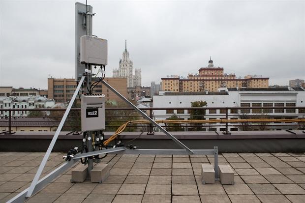 Tele2 обогнала «Вымпелком» поколичеству базовых станций
