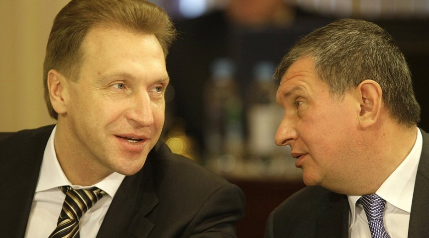 Политтехнологи сообщили овыходе Тимченко иИванова из«ближнего круга» В.Путина