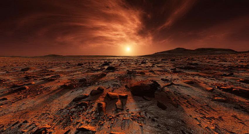 Колонизаторов Марса поселят в«ледяных домах»— Ученые