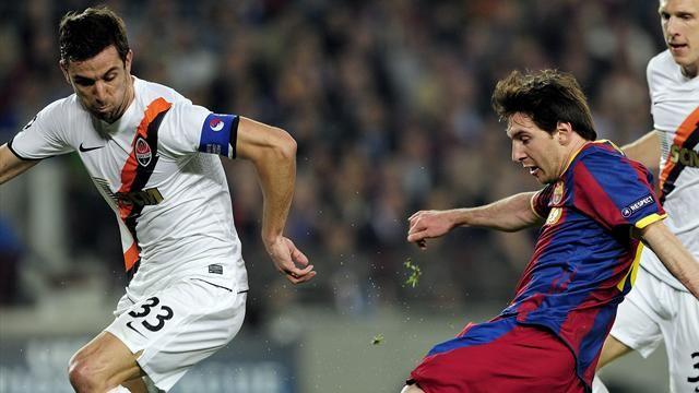 «Шахтер» и«Барселона» снова обсуждают трансфер Срны