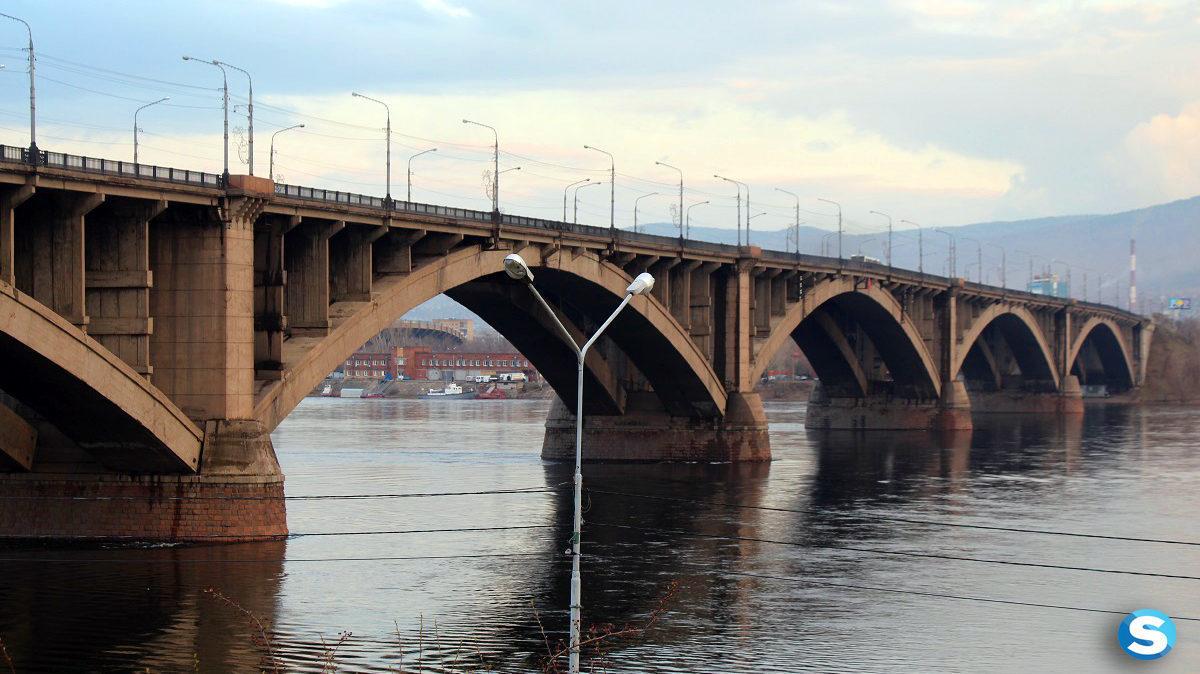 Как икогда будет закрыт наремонт Коммунальный мост вКрасноярске