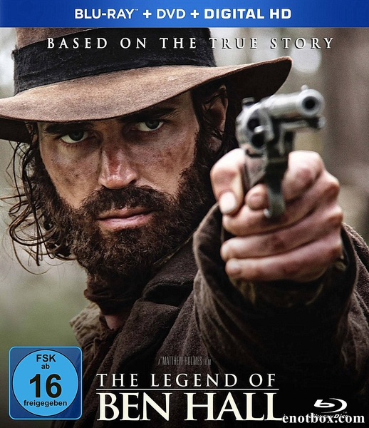 Легенда о Бене Холле / The Legend of Ben Hall (2016/BDRip/HDRip)