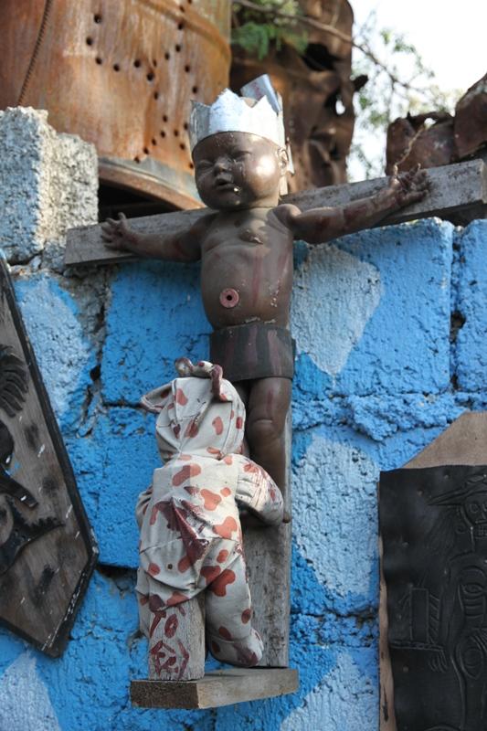 Гаити, куклы-вуду