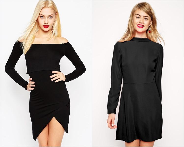 Модные короткие платья 2016 фото 9