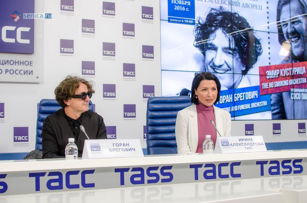 Горан Брегович выпустит новый альбом с признанием в любви родному Сараево