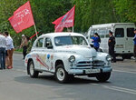 20160509 Марш победы в Солнцево 9 мая