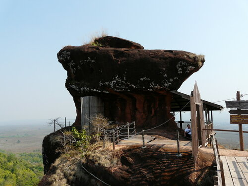 """Исанские """"грибы"""" и немного адреналина. Северо-восток Таиланда."""