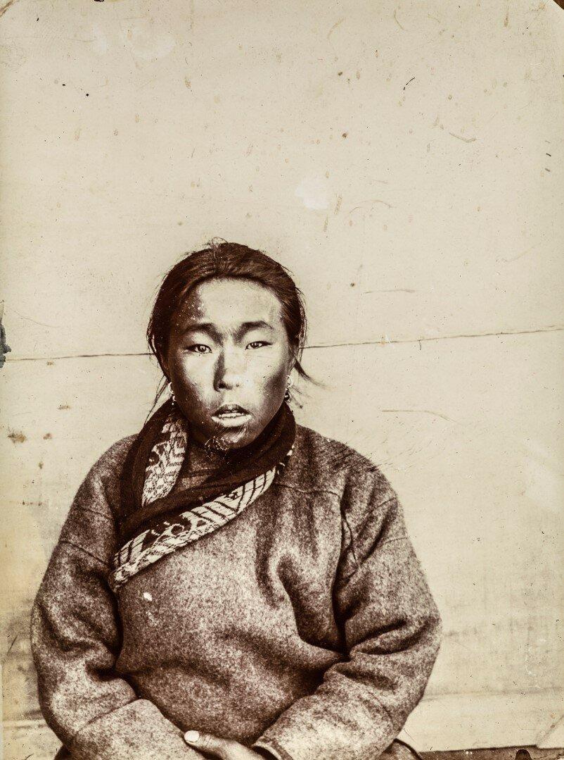 Портрет нивха