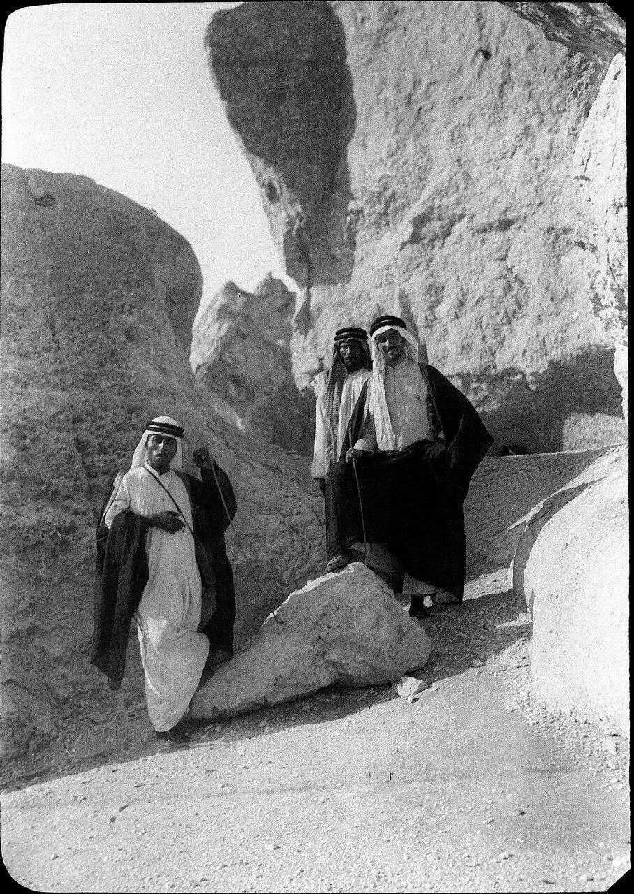 Саудовская Аравия. Эль-Хуфуф. А. Рихани, др. Дамлуджи