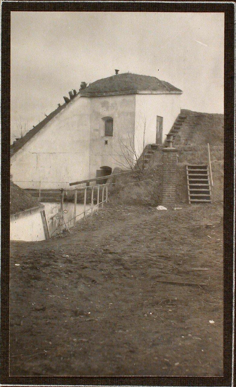 32. Вид на укрепления форта № 1 группы Седласка