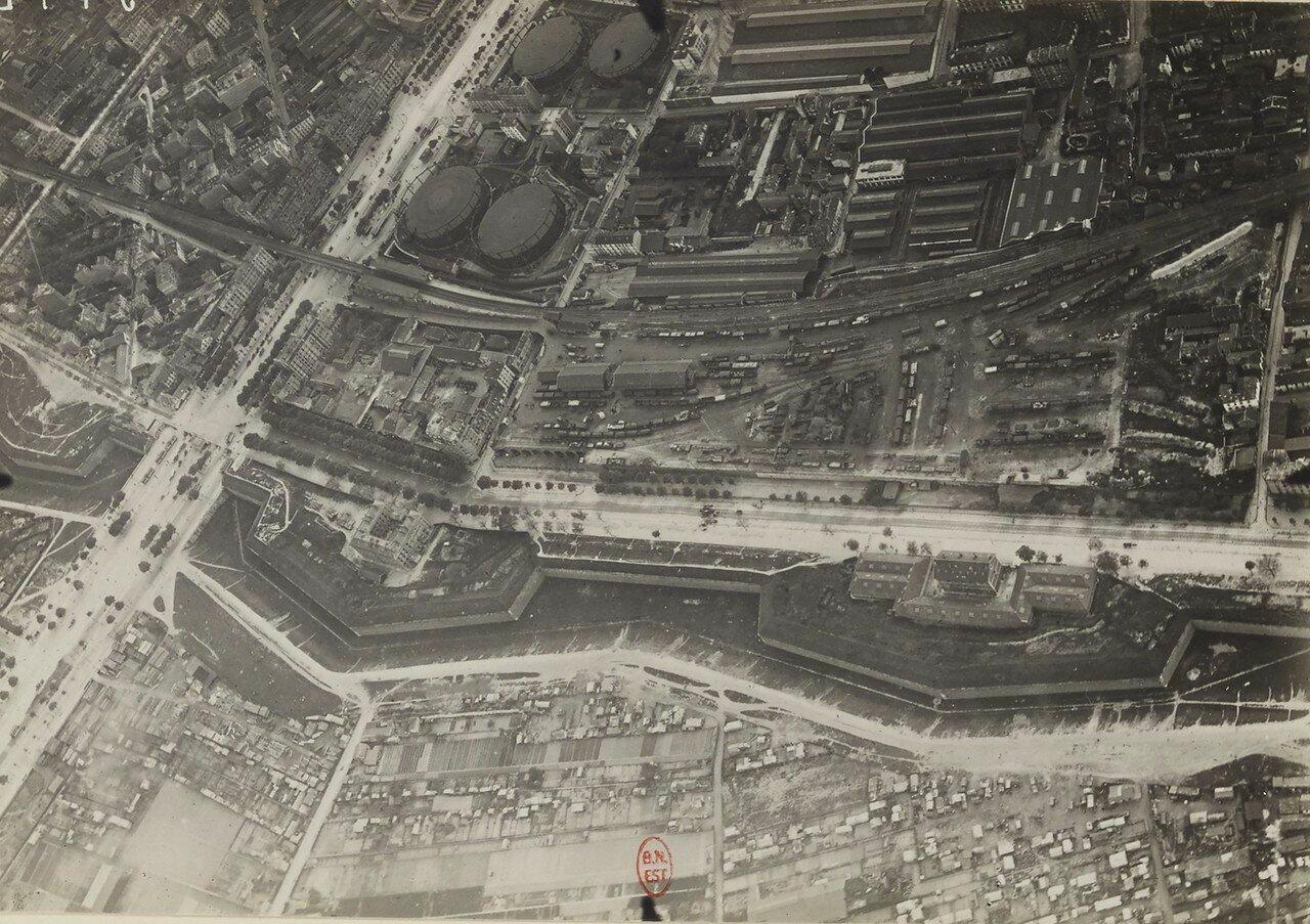 49. Порт-де-Венсен. Укрепления