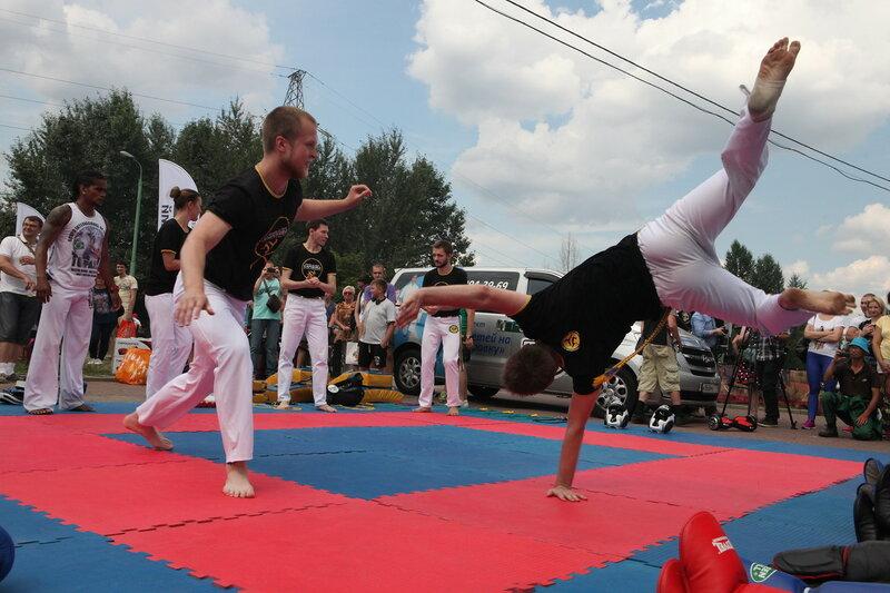 Фестиваль здорового образа жизни BadyukFEST