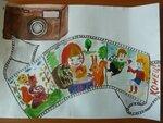 """Саитбаталова Азалия (рук. Хайруллина Гульшат Шарифьяновна) - """"Мои любимые мультфильмы"""""""