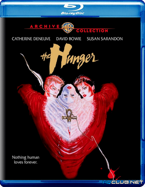 Голод / The Hunger (1983/BDRip/HDRip)
