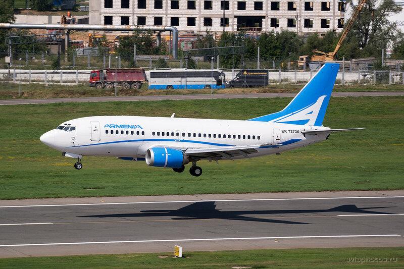 Boeing 737-505 (EK73736) Armenia 014_D805243