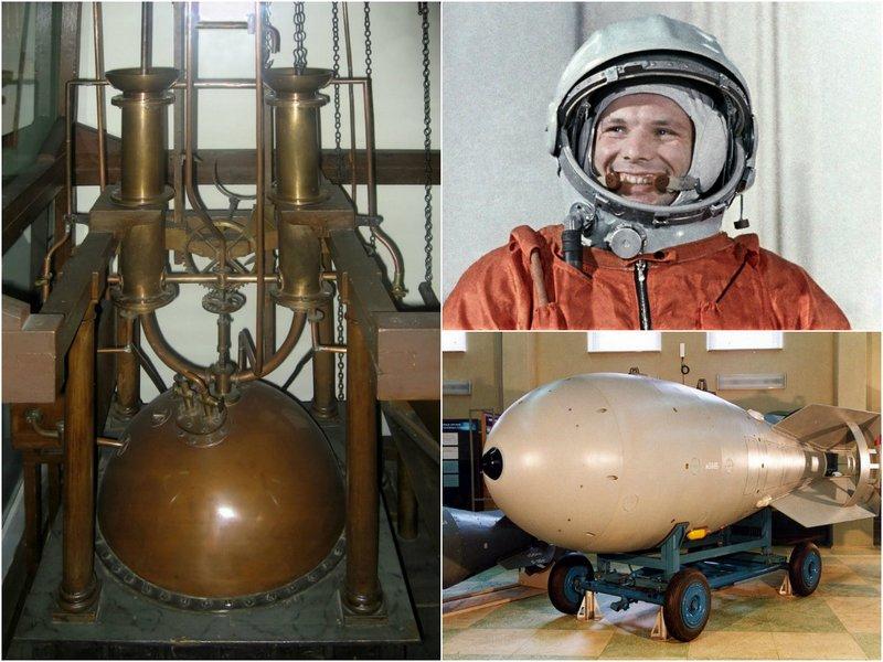Достижения русских в науке и технике