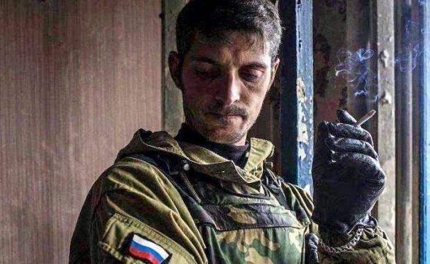 """Во время """"фейерверка"""" на Авдеевском коксохиме боевик Гиви получил тяжелое ранение"""