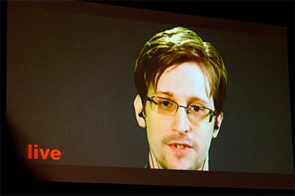 Сноуден стал героем картины про себя