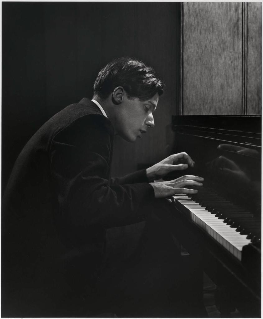 Глен Гульд1957 Юсуф Карш Канадский фотограф 1908-2002