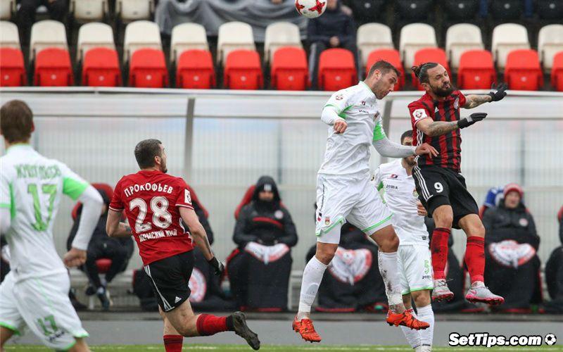 Семак считает закономерным результат матча с«Амкаром»