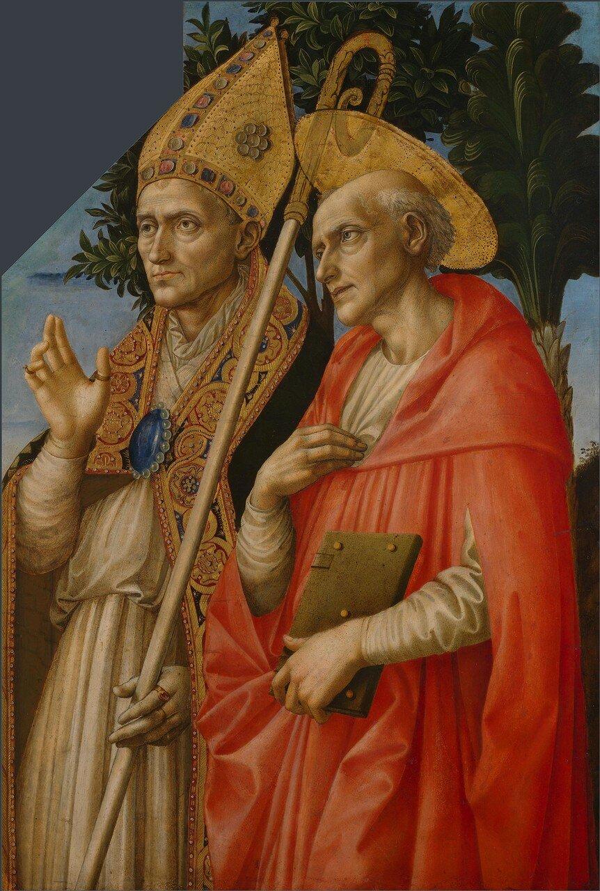 Saints Zeno and Jerome