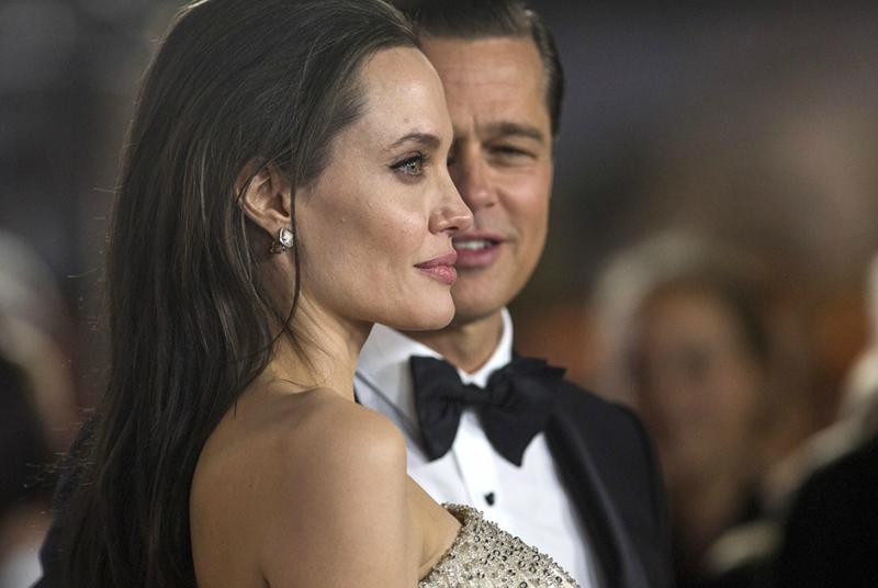 Как СМИ разводят Брэда Питта и Анджелину Джоли каждый год
