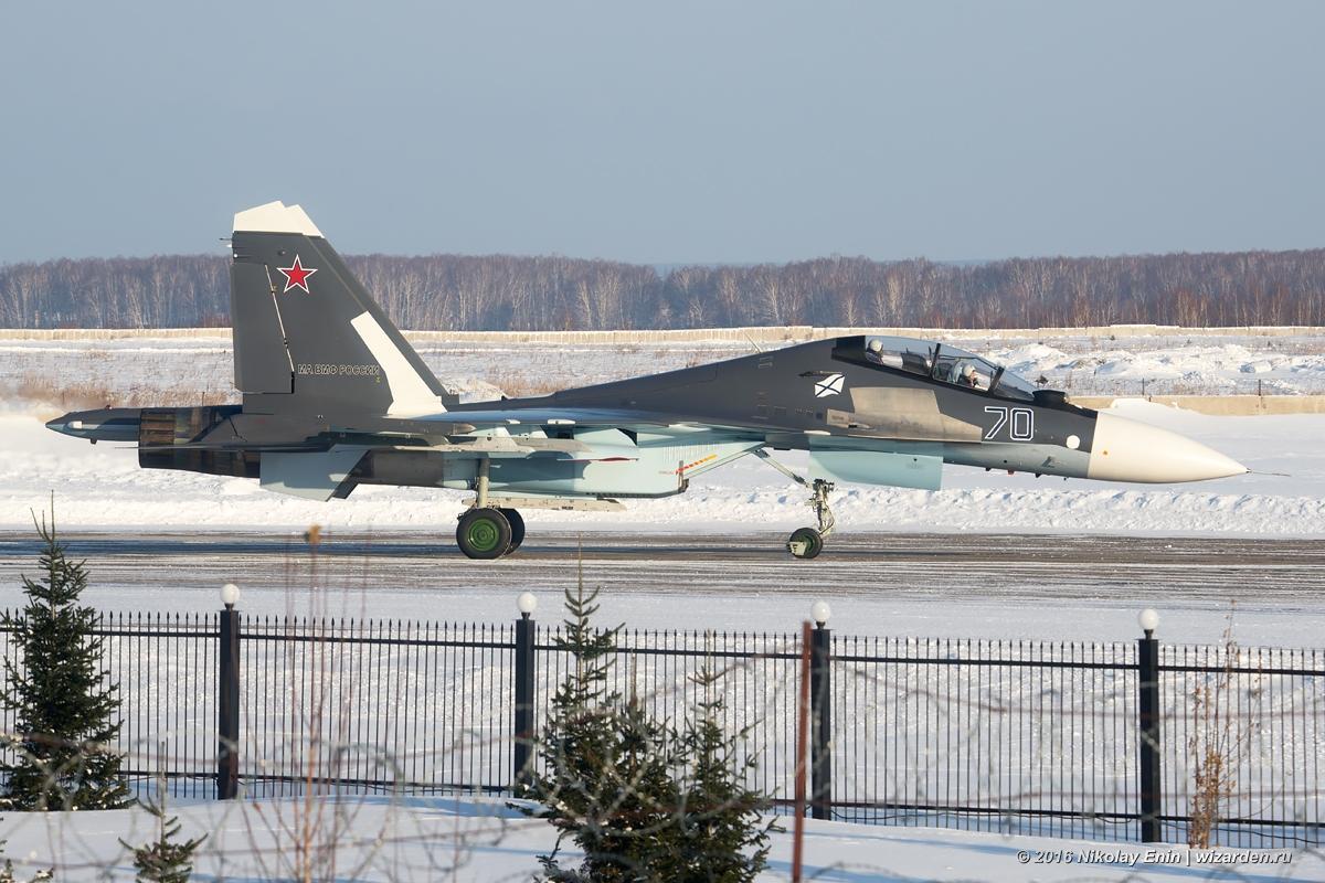 Новые Су-30СМ для ВМФ
