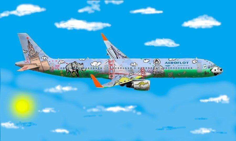 Посмотрите, что рисуют для Аэрофлота 2017-07-13 04.13.27.jpg