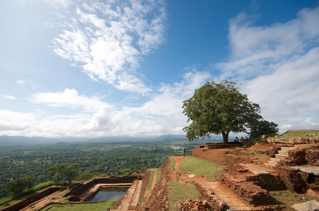 Шри-Ланка. Сигирия. (David Haberthur)