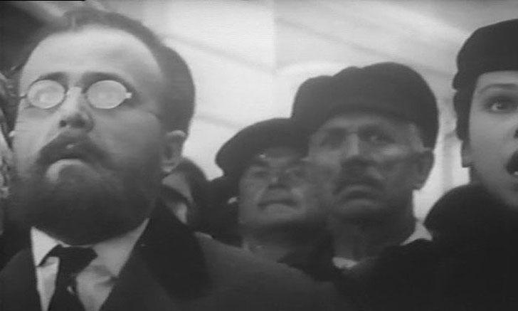 Александр Калягин, 1967, «Николай Бауман» — Марат.