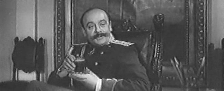 Леонид Броневой, 1964, «Товарищ Арсений» — полковник жандармерии.