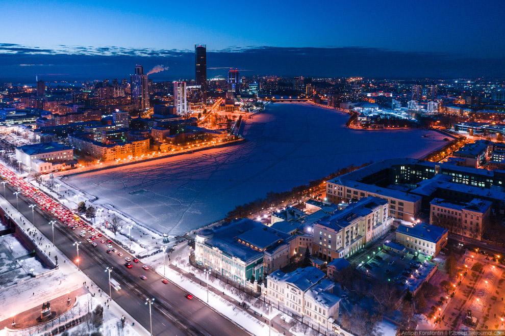 46. Ельцин-центр.