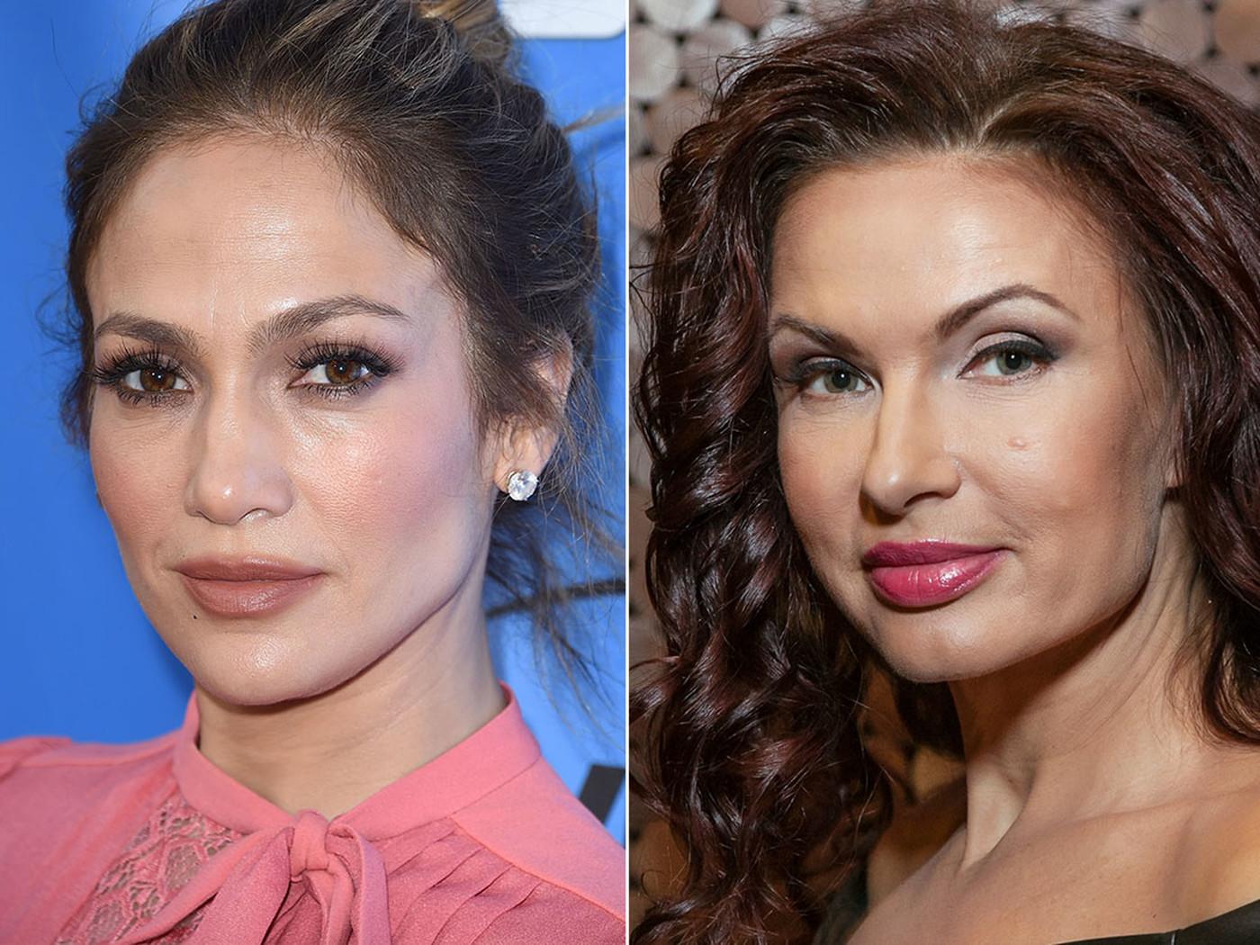 Дженнифер Лопес и Эвелина Бледанс, 1969 года рождения (47 лет) Про таких обычно говорят: «Женщины бе