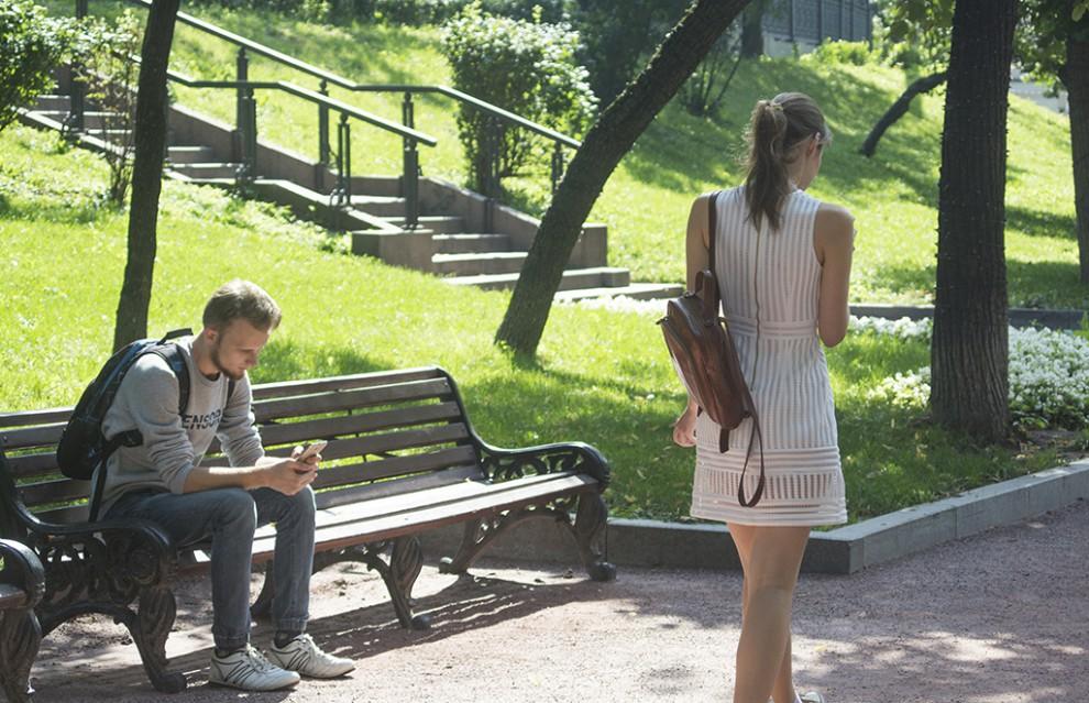 Внезапный Ромео: мужчина тестирует дейтинговое приложение