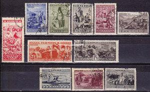 1933 Народы СССР.