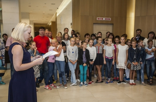 Филиал Академии русского балета им.Вагановой открылся воВладивостоке